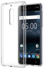 Etui Nokia Hybrid Crystal Case CC-704 do Nokia 5