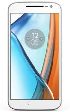 Lenovo Motorola G4 Biały LTE Dual SIM 16GB