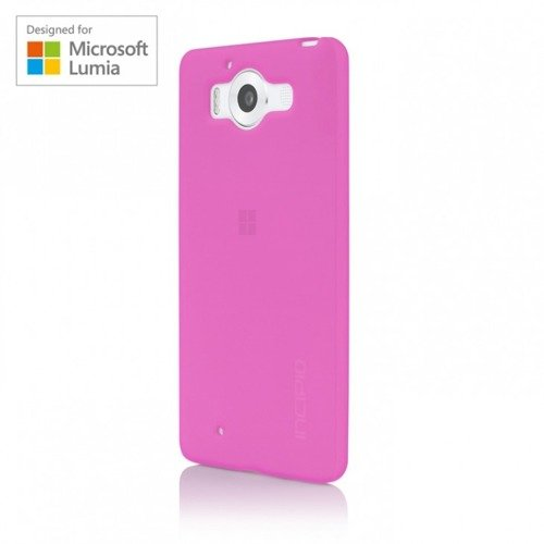 Etui Incipio NGP Fioletowe do Microsoft Lumia 950