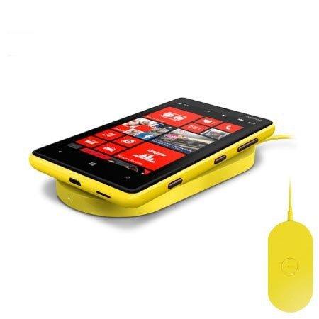 Ładowarka bezprzewodowa Nokia DT-900 Żółta Qi