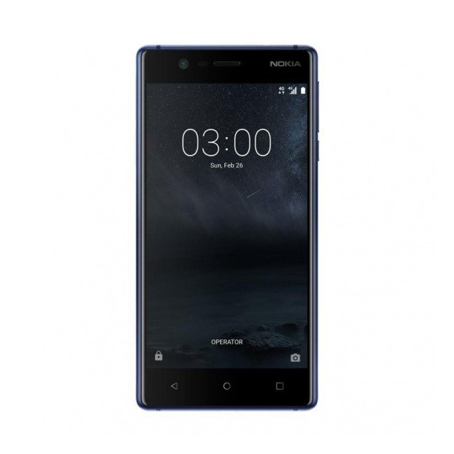 NOKIA 3 Single SIM Niebieska