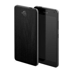 Etui Mozo Back Cover Czarne do Microsoft Lumia 650 / 650 Dual SIM